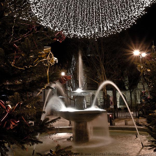 Rue mouffetard - Illumination a paris ...